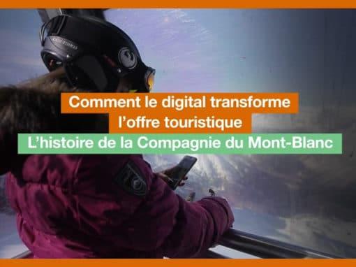 Orange Business Services – Compagnie du Mont-Blanc